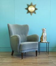 Danish 1930's lounge chair - SOLD